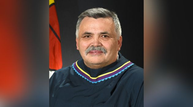 Lorne Kusugak, seen in an undated photo, is Nunavut's minister of human resources, as well as of community...