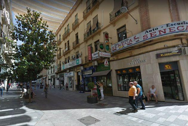 La calleJosé Cruz Conde - Foro Romano, en