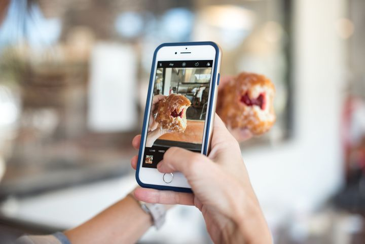"""Figuring out how to take better Instagram's of your vacation experiences and #<strong><a href=""""https://www.instagram.com/explore/tags/phoneeatsfirst/?hl=en"""" target=""""_blank"""" rel=""""noopener noreferrer"""">phoneeatsfirst</a></strong> moments is more affordable than you think."""