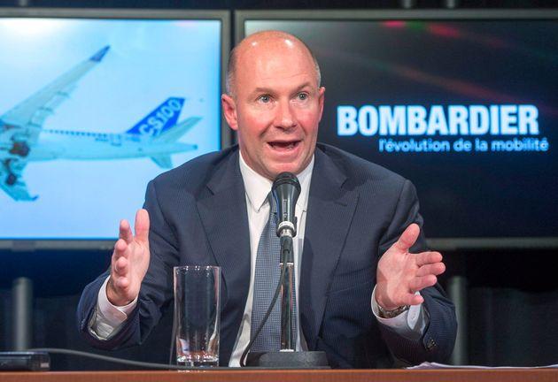 Bombardier vend son programme d'avions régionaux à