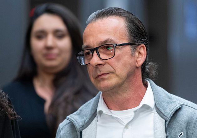 Michel Cadotte a été reconnu coupable d'homicide