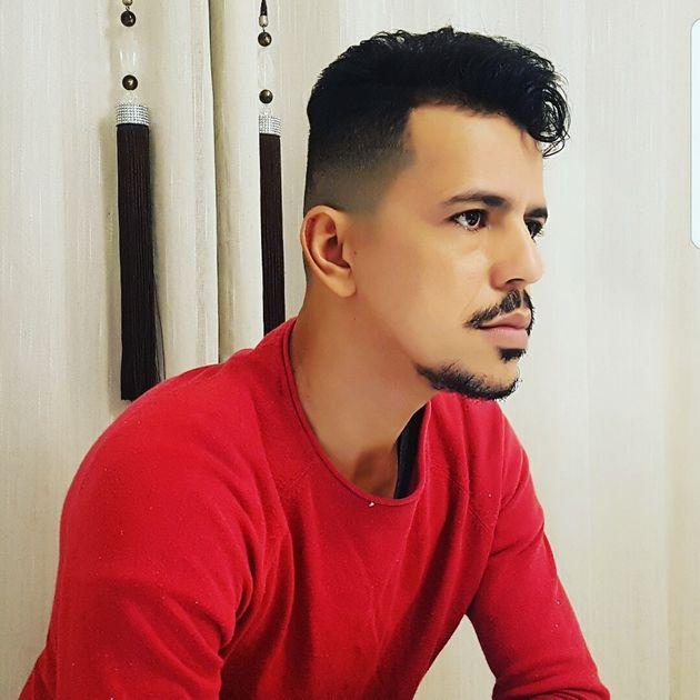 Robhério Limma, o autor do abaixo-assinado e criador da página Lute Como