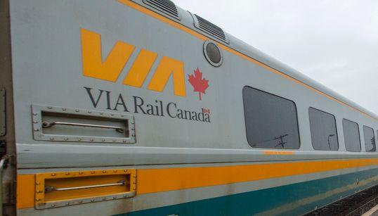 Le projet de train à haute fréquence entre Québec et Toronto passe à une autre