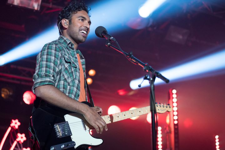 "Himesh Patel in ""Yesterday."""