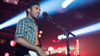 Himesh Patel as Jack Malik in Yesterday, directed by Danny Boyle.