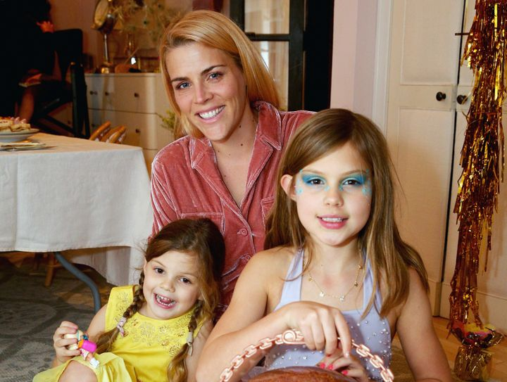 18 Honest Parenting Quotes From Busy Philipps