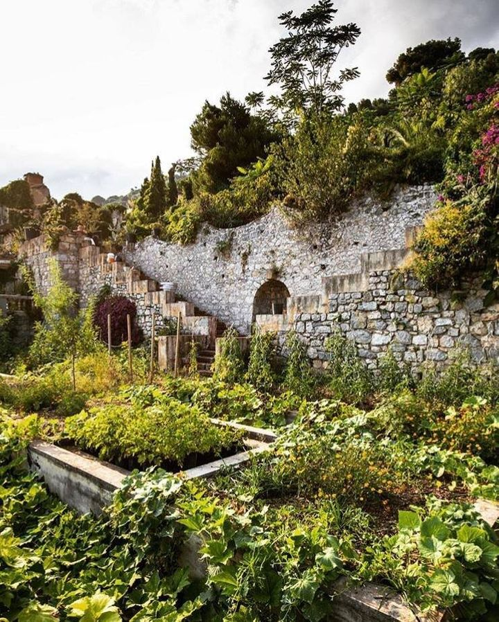 Jardim do Mirazur.