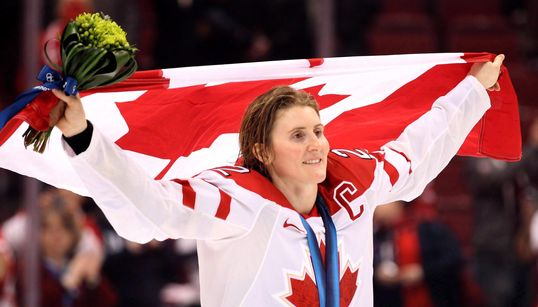 5 Reasons Why Hayley Wickenheiser Is A Canadian