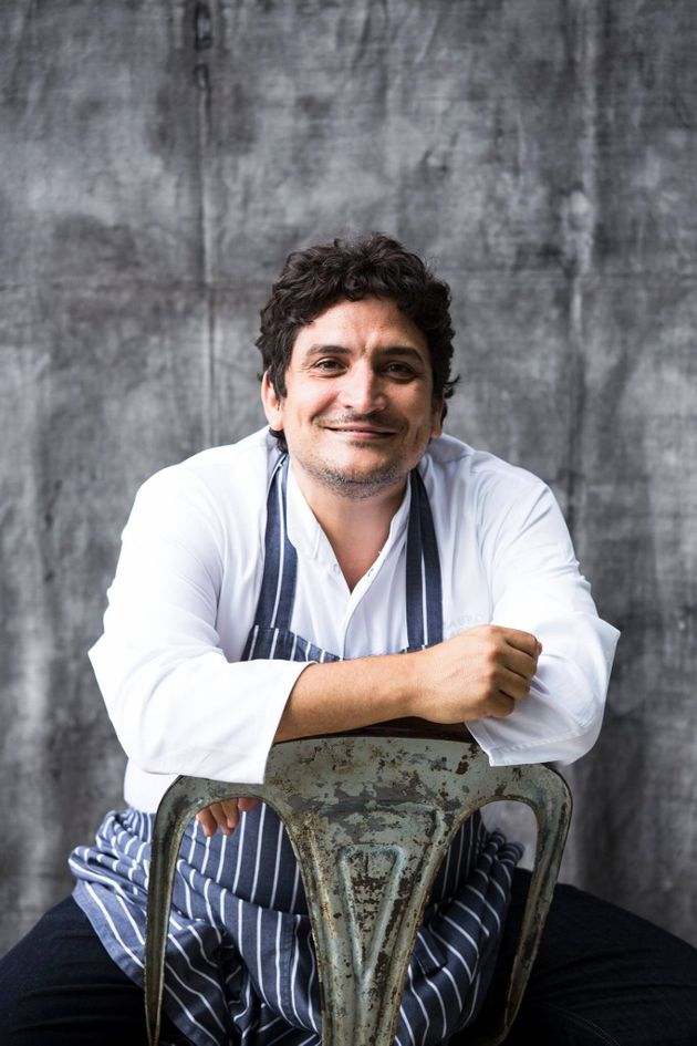 Chef do Mirazur é o argentino Mauro