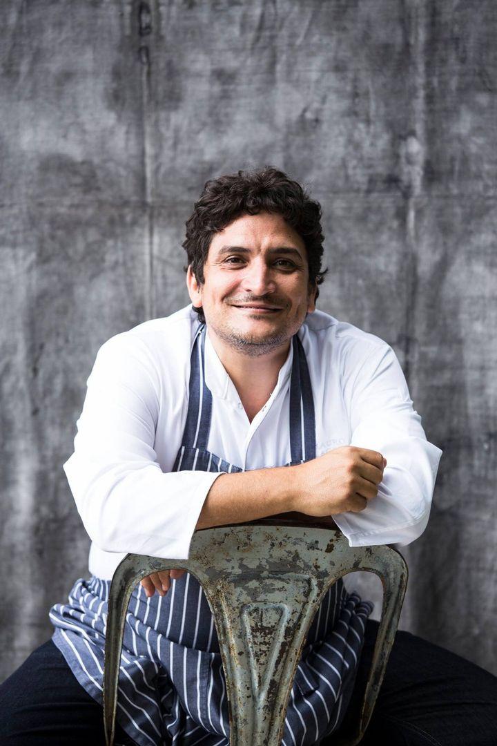 Chef do Mirazur é o argentino Mauro Colagreco.