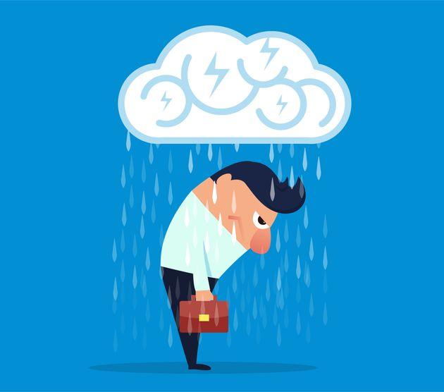Muitas pessoas não entendem por que se sentem tristes e as diferenças entre tristeza e