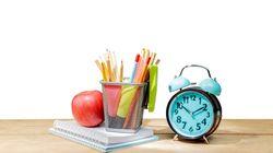La reforma horaria en el ámbito educativo: una necesidad real que aún suena a