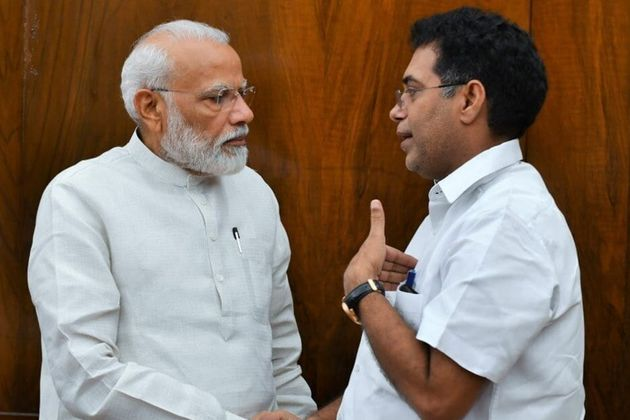 AP Abdullakutty meeting PM Narendra