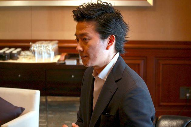 コンテンツ・アクイジション部門のディレクター、坂本和隆さん