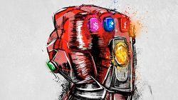 재개봉하는 '어벤져스:엔드게임'의 새 포스터가