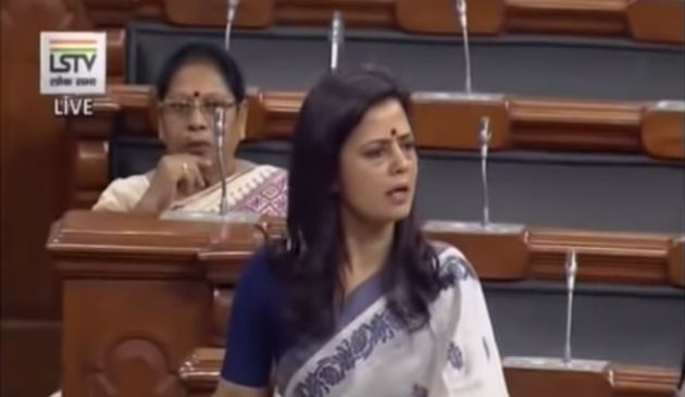 TMC MP Mahua Moitra Won Twitter With Her First Ever Parliament