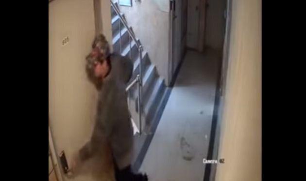 신림동 CCTV 남성이 강간미수 혐의로