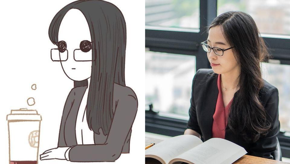 [허프인터뷰] '비혼·졸혼의 시대' 이혼전문변호사 최유나는 웹툰을 통해 위로를 전하고