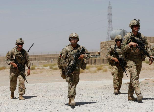 Δύο Aμερικανοί στρατιωτικοί νεκροί στο