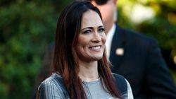 백악관 새 대변인에 멜라니아 여사 대변인이