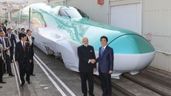 Mumbai-Ahmedabad Bullet Train Project To Affect 54,000