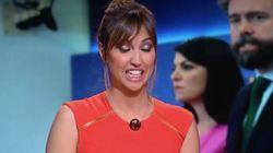 La broma de Wyoming a Sandra Sabatés en pleno directo que la deja con ESTA