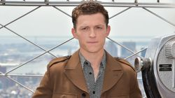 Tom Holland Saves Fan From Being Crushed By Autograph