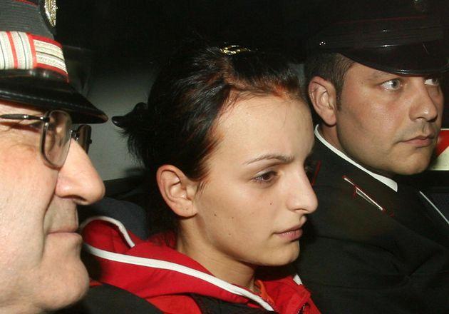 Doina Matei esce dal carcere. Nel 2007 uccise Vanessa Russo conficcandole l'ombrello in un