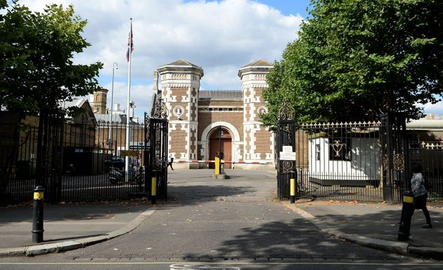 Brady came into contact with young boys at Wormwood Scrubs