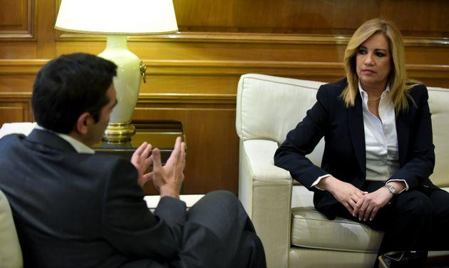 Αύξηση της πίεσης του ΣΥΡΙΖΑ προς το