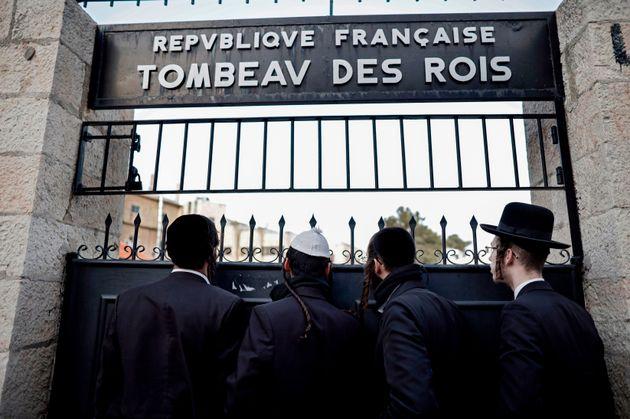 Le Tombeau des rois, propriété de la France à Jérusalem, a rouvert ses portes...