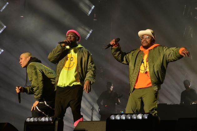 Mawazine: Avec les Black Eyed Peas, soirée nostalgique sur la scène de l'OLM