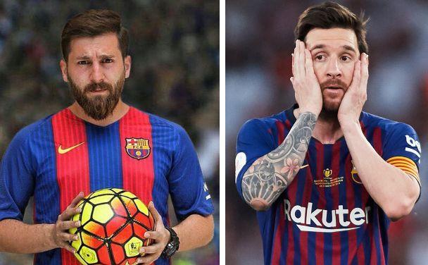 Si spaccia per Leo Messi e fa sesso con 23 donne. Denunciato sosia del campione
