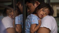 «Παιδιά πεινασμένα, άρρωστα, φοβισμένα, χωρίς μπάνιο για εβδομάδες, με ρούχα γεμάτα