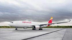 Un piloto de Iberia sorprende a los pasajeros al darles este mensaje al