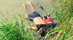 """""""Così finisce il sogno americano"""". Il racconto della reporter che ha scattato la foto di padre e figlia annegati nel Rio"""