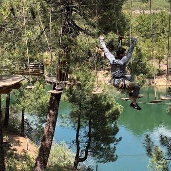 Seis actividades de aventuras para despedir la soltería en