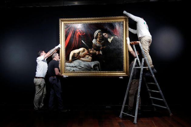 Μυστηριώδης πίνακας που αποδίδεται στον Καραβάτζιο πωλήθηκε σε ιδιώτη πριν τη δημοπρασία