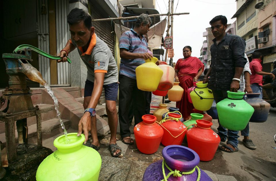 From Floods To Drought, Chennai's Water Crisis Was A Long Time