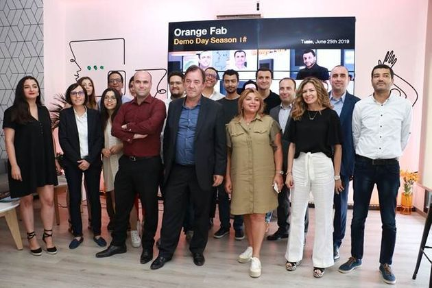 2 start-up tunisiennes signent des contrats commerciaux à l'international : L'accélérateur Orange Fab...