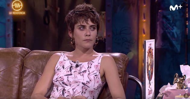 Una decidida María León responde a la pregunta de follar de Broncano y a este solo le salen dos palabras:...