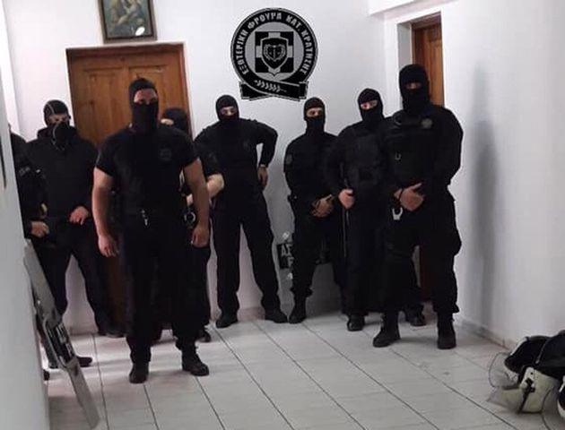 Ποια είναι τα «κομάντο» των φυλακών