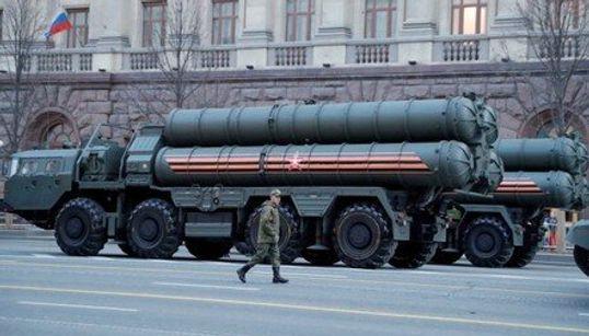 S-400: Η Ρωσία δηλώνει ότι εντός του Ιουλίου παραδίδει το σύστημα στην