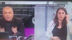 Sánchez le comunicó a Iglesias que