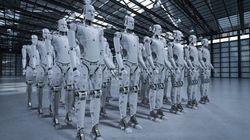 Ερευνα: Ρομπότ θα πάρουν τη θέση 20 εκατ. εργαζομένων στη βιομηχανία έως το