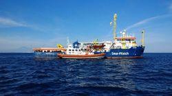 A Lampedusa per opporci alla