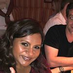 Mindy Kaling Gets The Look Of Love From Ex B.J. Novak That We All