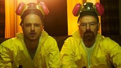 A misteriosa dica dos astros de 'Breaking Bad' sobre futuro filme baseado na