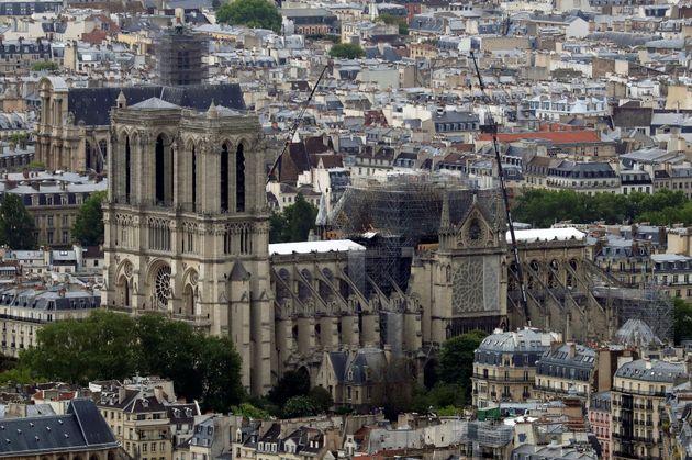 Enquête sur l'incendie de Notre-Dame: une