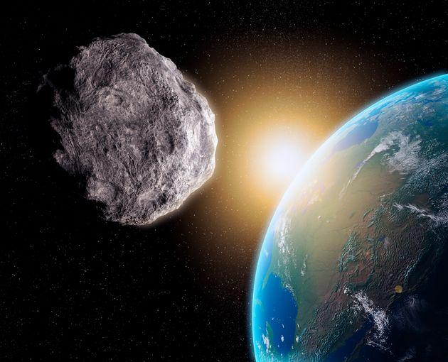 Γιγαντιαίος «επικίνδυνος αστεροειδής» θα περάσει δίπλα από τη Γη την